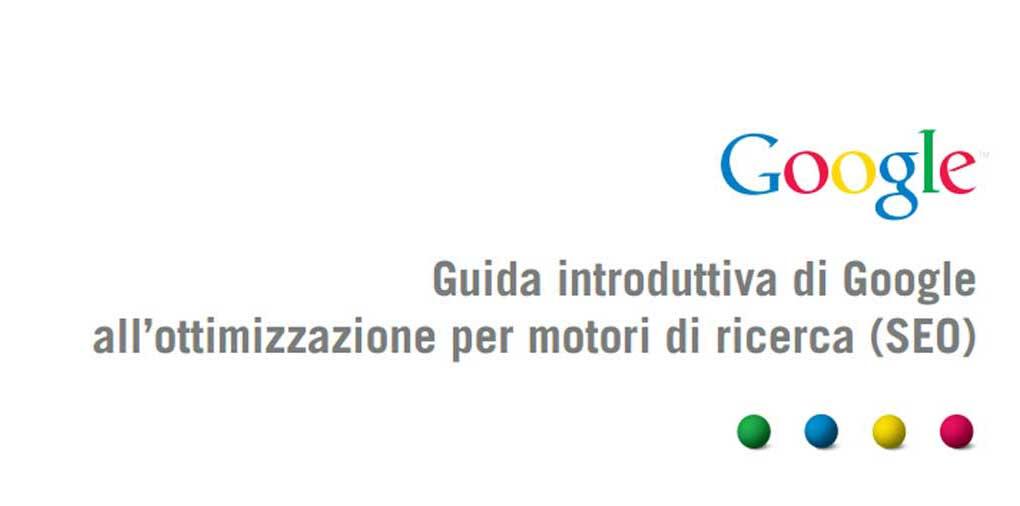 Guida introduttiva di Google