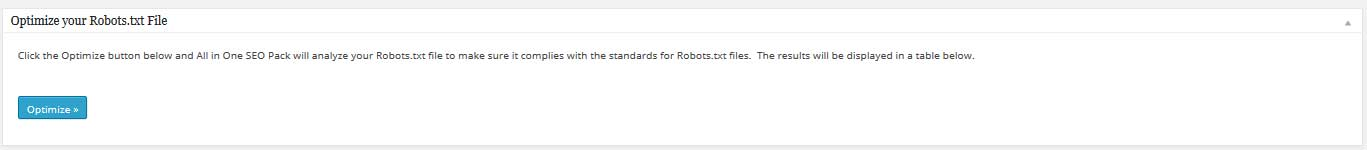 optimize robots.txt
