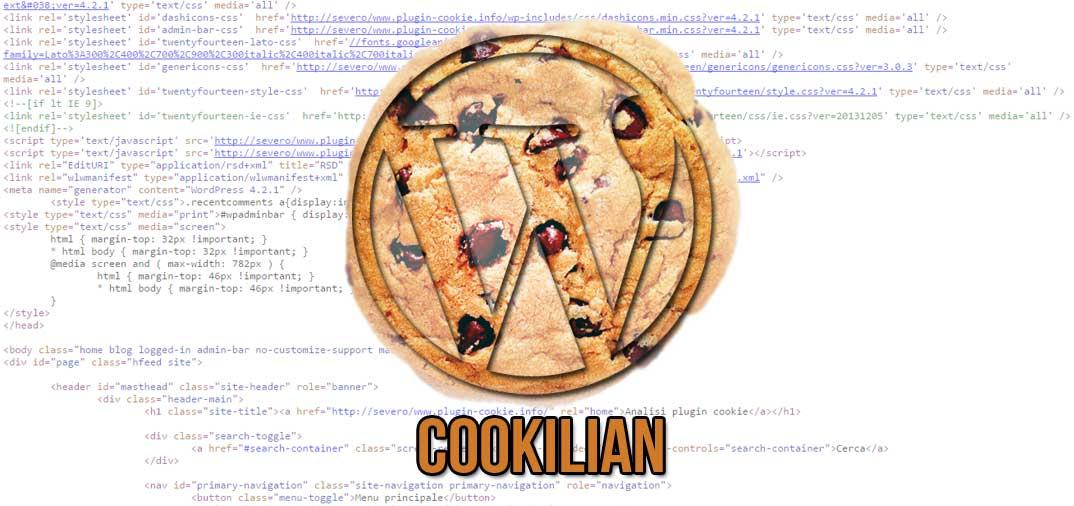 Plugin WordPress: Cookilian
