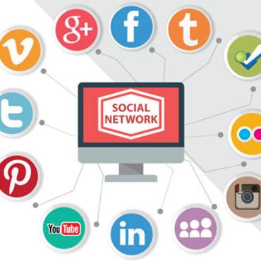 Infografica: che social network usano i siti internet in Italia?
