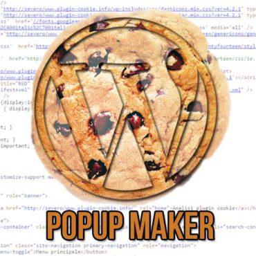 Plugin WordPress: Popup Maker