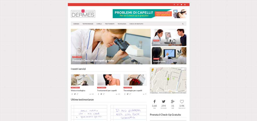 Dermes Trichologycal Consulting