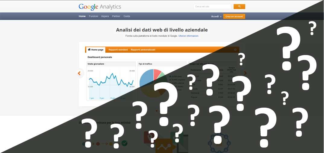 Impostazioni privacy, Google Analytics, danni per SEM e Piwik