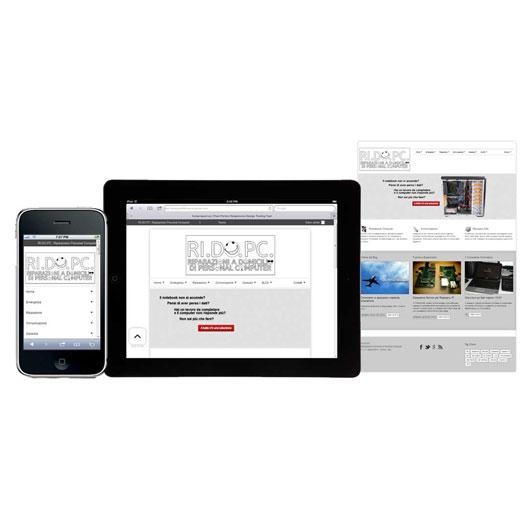 sito aziendale informatico