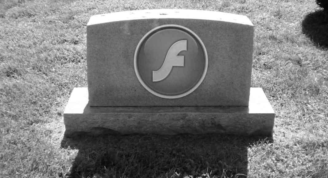 Siti internet in Flash: una morte annunciata