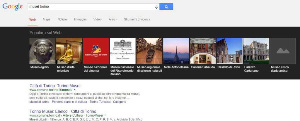 carosello google