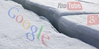 separazione google googleplus youtube