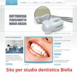 sito internet pagine gialle dentista Biella