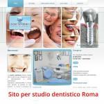 sito internet pagine gialle dentista Roma