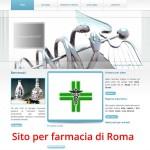 sito internet pagine gialle farmacia Roma