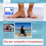 sito internet pagine gialle ortopedico Campobasso