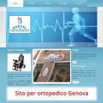 sito internet pagine gialle ortopedico Genova