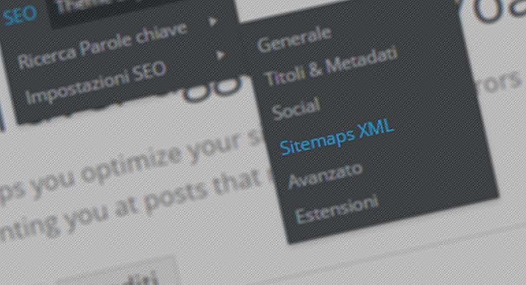 Yoast SEO: Sitemaps XML