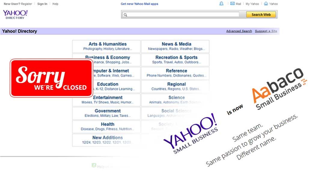 Chiude Yahoo! Directory
