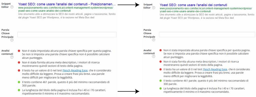 yoast seo modifica title