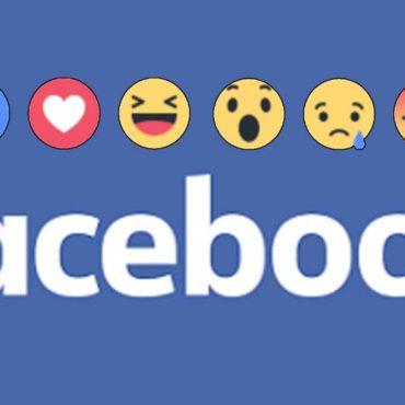 """Cambia il """"Mi Piace"""" su Facebook: arrivano le Reactions"""