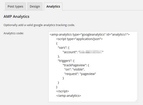 yoast glue amp analytics