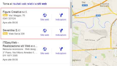 adwords google maps