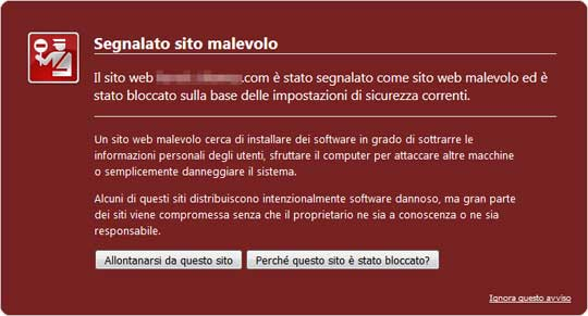 analisi sicurezza firefox