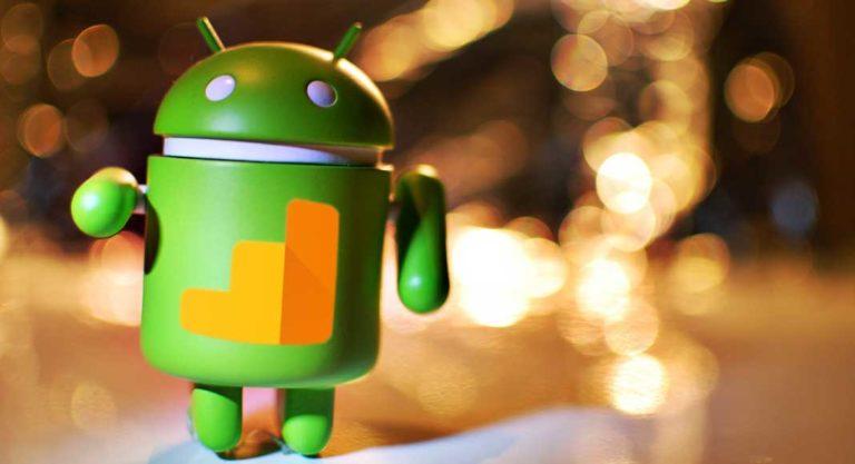 Aggiornata l'app Android di Google Analytics