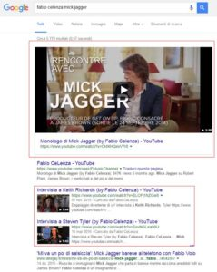 SERP video featured
