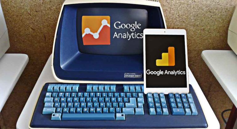 Google Analytics: nuova interfaccia in material design