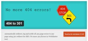 404 to 301
