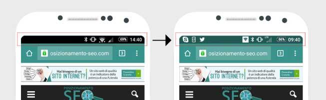 chrome android applicazioni