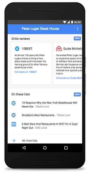 recensione critica mobile