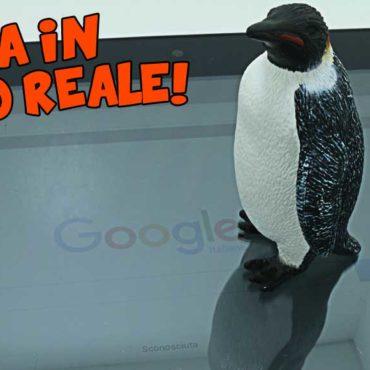 Google Penguin ora è parte dell'algoritmo e in real time