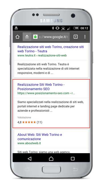 serp mobile review dopo