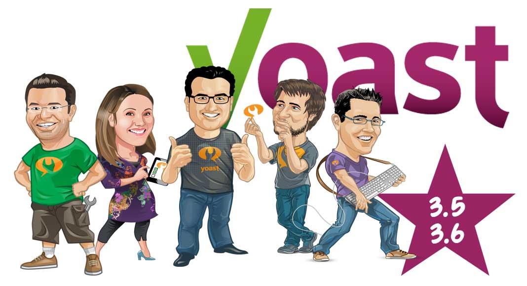 Yoast SEO: aggiornamenti nella versione 3.5 e 3.6