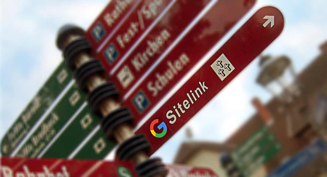 Sitelink: Google rimuove lo strumento per poterli controllare