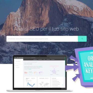 SEO Tester Online: nuova versione e Keyword Explorer integrato