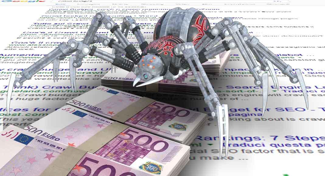 Crawl Budget e Googlebot: come Google investe le proprie risorse