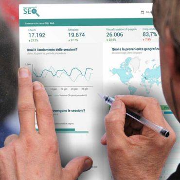 Google Data Studio: creare report SEO o SEA gratuitamente e automaticamente