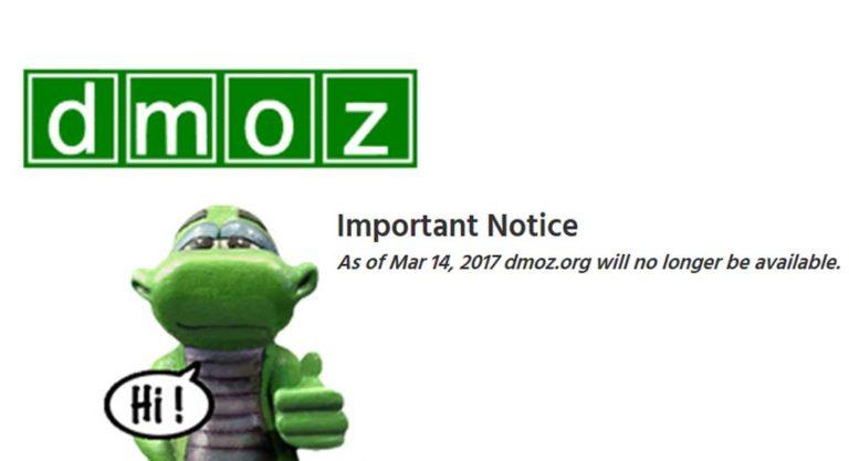 DMOZ: chiude la famosa directory di siti web